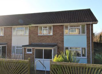 Thumbnail 3 bed end terrace house for sale in Hollands Avenue, Folkestone, Kent