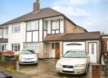 Thumbnail 3 bed semi-detached house for sale in Hazon Way, Epsom