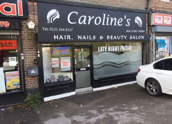 Thumbnail Retail premises for sale in Kings Road, Great Barr, Birmingham