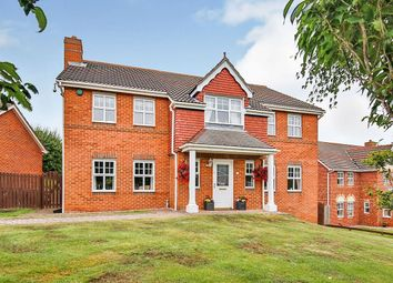 Thumbnail 5 bed detached house for sale in Gill Burn, Rowlands Gill