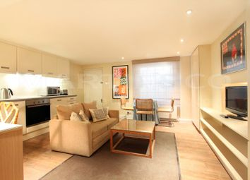 Thumbnail 1 bed flat to rent in Trevor Place, London