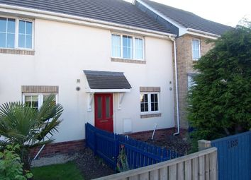 Thumbnail 2 bedroom terraced house to rent in Fernside Road, Oakdale, Poole