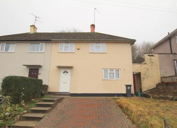 Thumbnail 3 bed semi-detached house to rent in Deering Close, Lawrence Weston, Bristol