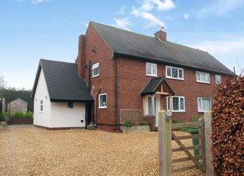 Thumbnail 3 bedroom semi-detached house to rent in Lower Cross, Cross Houses