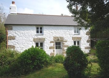 Thumbnail 3 bed cottage to rent in Praze Road, Leedstown, Hayle
