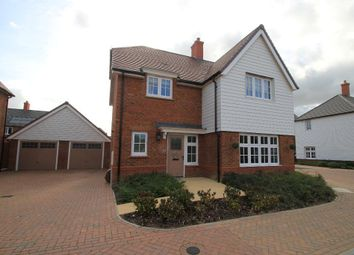 Thumbnail 4 bed detached house for sale in Tippen Way, Marden, Kent