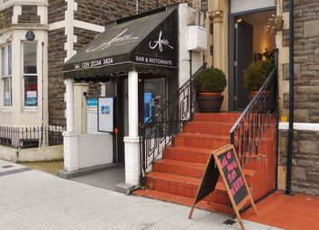 Thumbnail Restaurant/cafe for sale in Churchill Way, City Centre, Cardiff