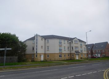 Thumbnail 2 bed flat to rent in Admiral Court, Blyth
