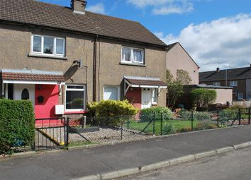 Thumbnail 2 bed terraced house for sale in Gunn Road, Grangemouth