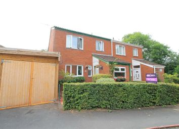 Thumbnail 3 bed semi-detached house for sale in Linnet Close, Hereford