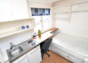 Thumbnail Studio to rent in Tresham Crescent, Marylebone, London