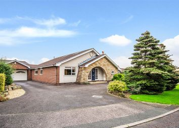 Thumbnail 4 bed detached bungalow for sale in Grange Drive, Euxton, Chorley