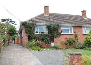 Thumbnail 2 bed semi-detached bungalow for sale in Pilley Road, Hereford