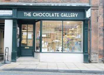 Thumbnail Commercial property for sale in The Chocolate Gallery, 7 Oldgate, Morpeth