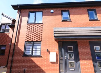 Thumbnail 3 bed town house for sale in Winter Gardens Close, Cleethorpes
