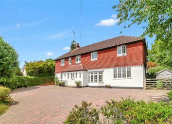 Thumbnail 5 bedroom detached house for sale in Chipperfield Road, Kings Langley