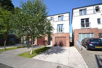 Thumbnail 3 bedroom town house to rent in Telford Grove, Edinburgh