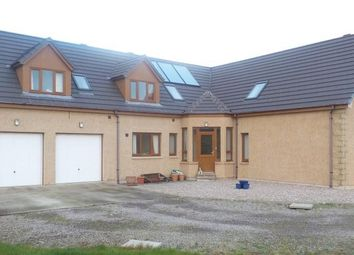 Thumbnail 5 bed detached house for sale in Upper Hempriggs, Kinloss, Forres
