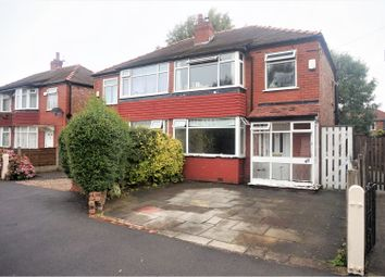 Thumbnail 3 bed semi-detached house to rent in Argyll Road, Cheadle