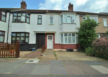 Thumbnail 3 bed terraced house to rent in Warren Road, Ilford