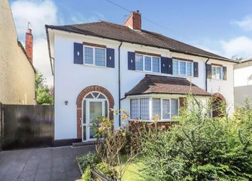 3 bed semi-detached house for sale in Larches Lane, Park Dale, Wolverhampton, West Midlands WV3