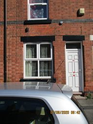 Thumbnail 2 bed terraced house to rent in Wordsworth Road, Radford, Nottingham