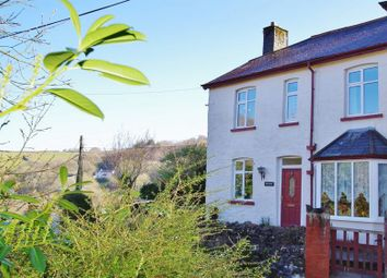 Thumbnail 4 bedroom semi-detached house for sale in Barbrook, Lynton