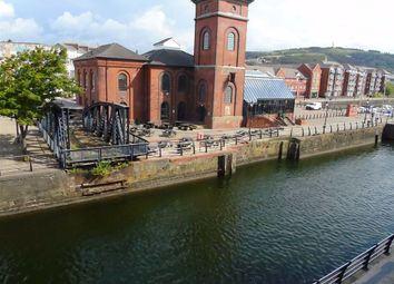 Thumbnail 2 bed flat for sale in Abernethy Quay, Maritime Quarter, Swansea