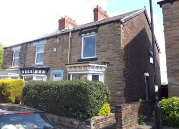 Thumbnail 2 bed end terrace house to rent in St. Josephs Road, Sheffield