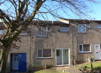 Thumbnail 3 bedroom terraced house to rent in Bishopdale, Brookside, Telford
