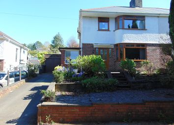 Thumbnail 3 bed semi-detached house for sale in Old Road, Neath, Neath Port Talbot.