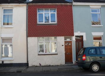 Thumbnail 4 bedroom terraced house to rent in Napier Road, Southsea