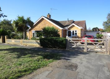 Thumbnail 3 bed detached bungalow for sale in Wilton Road, Heacham, King's Lynn