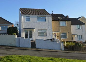 Thumbnail 3 bed end terrace house for sale in Dalton Close, Merthyr Tydfil