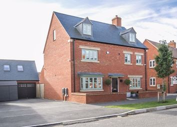 Thumbnail 6 bed detached house for sale in Juno Crescent, Brackley
