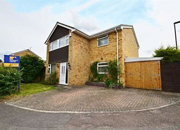 Thumbnail 4 bed detached house for sale in Guise Avenue, Brockworth, Gloucester