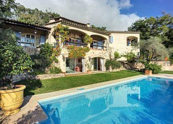 Thumbnail 4 bed property for sale in Tourrettes Sur Loup, Alpes Maritimes, France