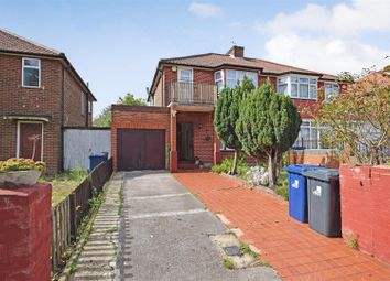Whitton Avenue East, Greenford UB6. 3 bed semi-detached house