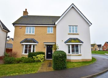 4 bed detached house for sale in Overing Avenue, Great Waldingfield, Sudbury CO10