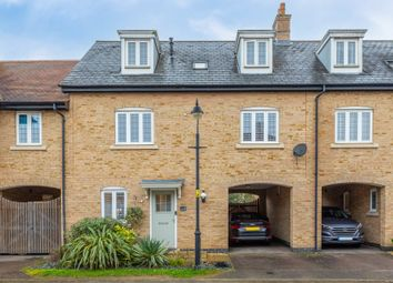 4 bed terraced house for sale in Palmerston Way, Fairfield, Hitchin, Herts SG5