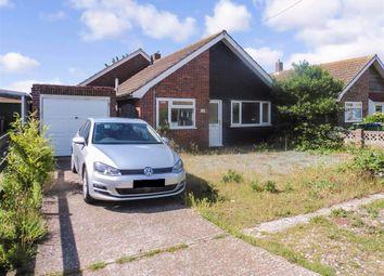 Thumbnail 4 bed detached bungalow for sale in Baldwin Road, Greatstone, New Romney, Kent