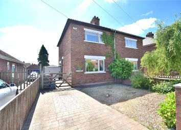 Thumbnail 3 bed semi-detached house for sale in South View, Broughton, North Lincolnshire