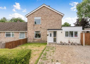 Thumbnail 3 bed semi-detached house for sale in Brundall, Norwich, Norfolk