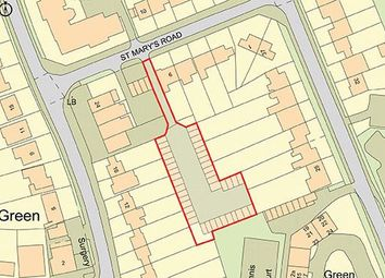 Thumbnail Land for sale in St. Marys Road, Denham, Uxbridge