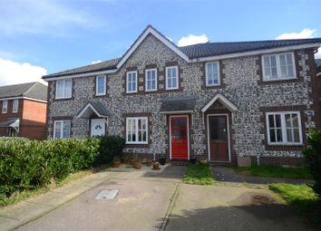 Thumbnail 3 bedroom terraced house for sale in Thorpe Marriott, Norwich