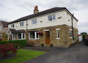 Thumbnail 4 bed semi-detached house for sale in Northedge Park, Hipperholme, Halifax