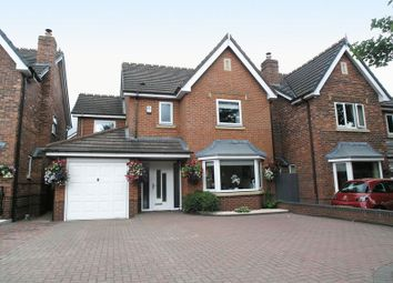 Thumbnail 5 bed detached house for sale in Dudley, Oakham, Tansley Hill Road