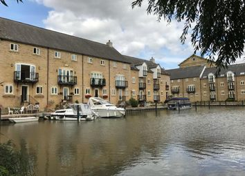 Thumbnail 4 bed town house for sale in Enderbys Wharf, Saint Ives, Cambridgeshire