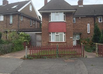 Thumbnail 5 bed semi-detached house to rent in Coles Crescent, South Harrow