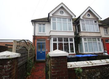 Thumbnail 1 bedroom flat to rent in Pavilion Road, Broadwater, Worthing